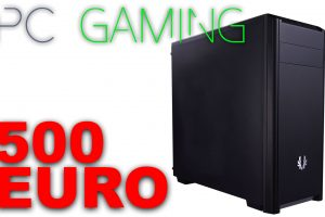 PC Gaming 500 Euro